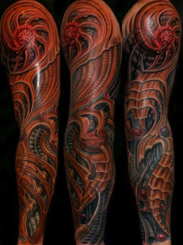 This one is done freehand #TattooModels #tattoo