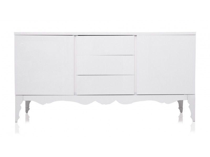 Modern Baroque Designer White Lacquer Bedroom Dressers Http Www