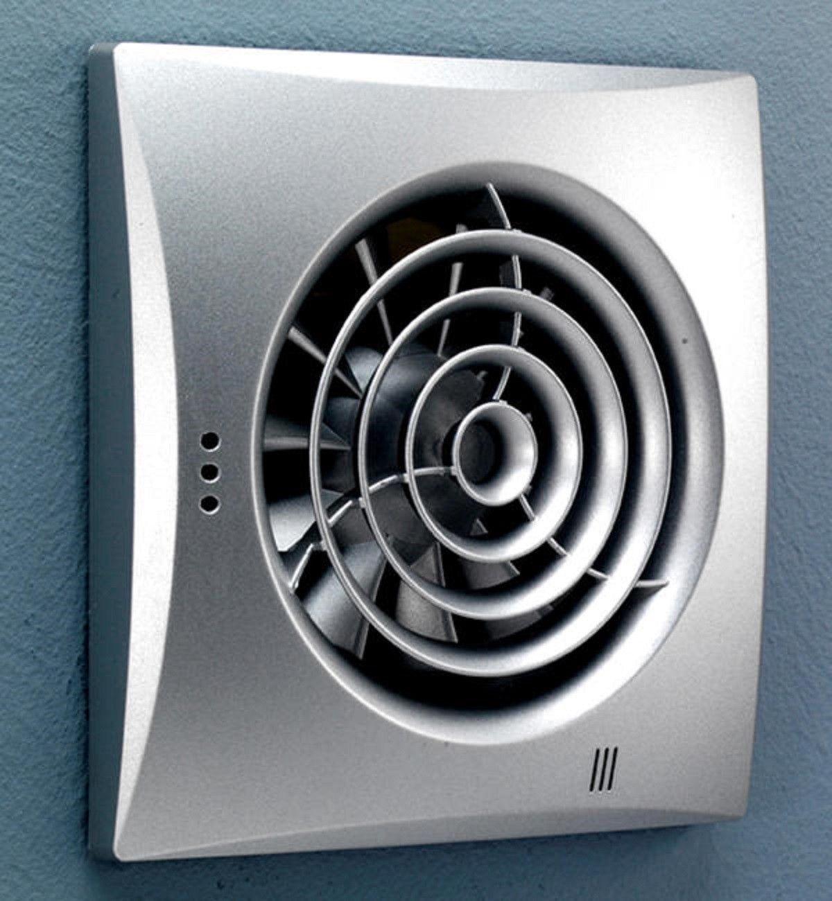 fan home wall ventilator ceiling extractor itm mounted bathroom exhaust