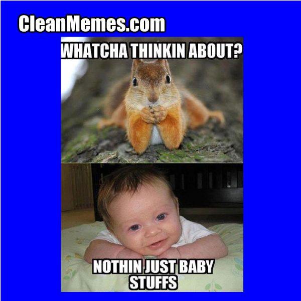 Cleanmemes Cleanjokes Www Cleanmemes Com Funny Baby Memes Baby Memes Kid Friendly Memes