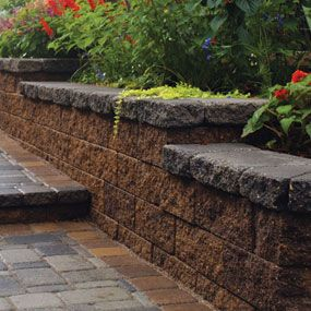 How To Choose Modular Concrete Block Garden And Landscape