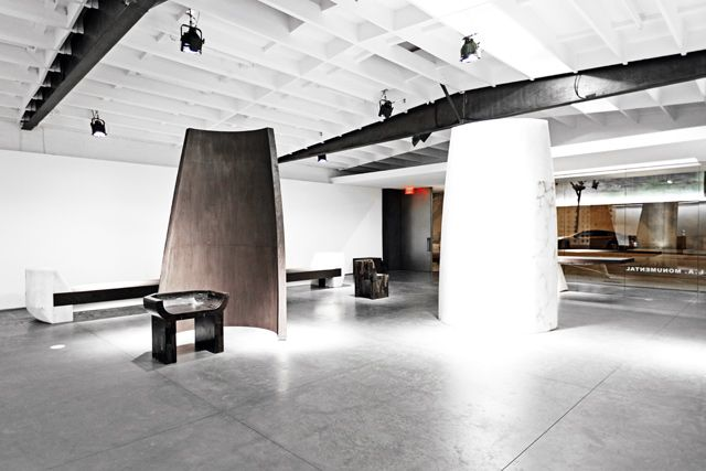 Rick Owens Turbo L A Monumental Furniture Exhibition At Maxfield Gallery Los Angeles Rick Owens Art Furniture Furniture