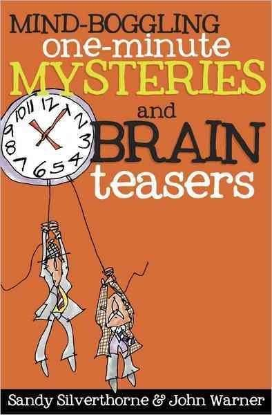 Presents mysteries and brain teasers which readers can attempt to solve with the provided clues.