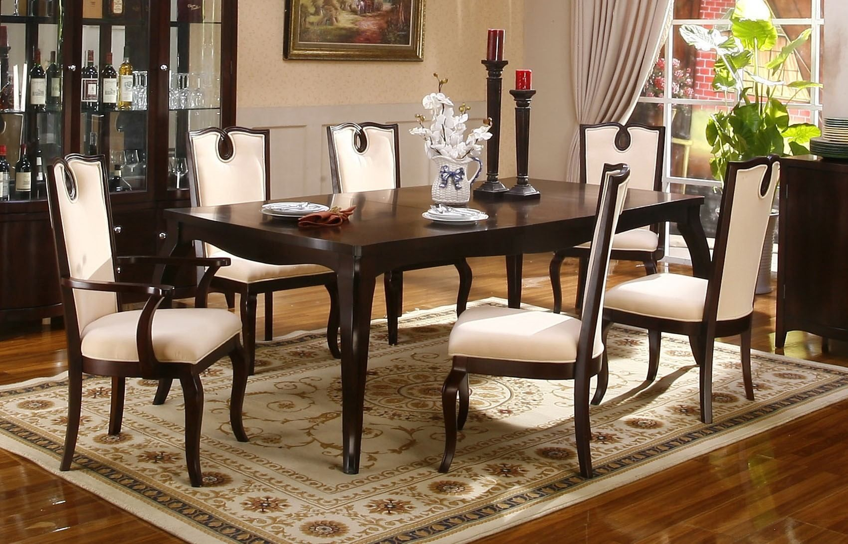 Room Black Formal Dining Chairs