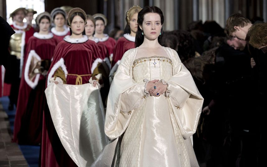 The BBC's star-studded new tale of Tudor intrigue, Wolf Hall, is set to be one of the television events of the year. Ahead of the series, Gaby Wood joined the cast on set