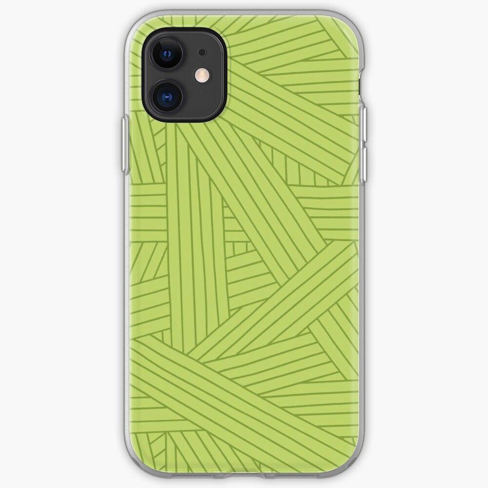 neon green iphone xr case