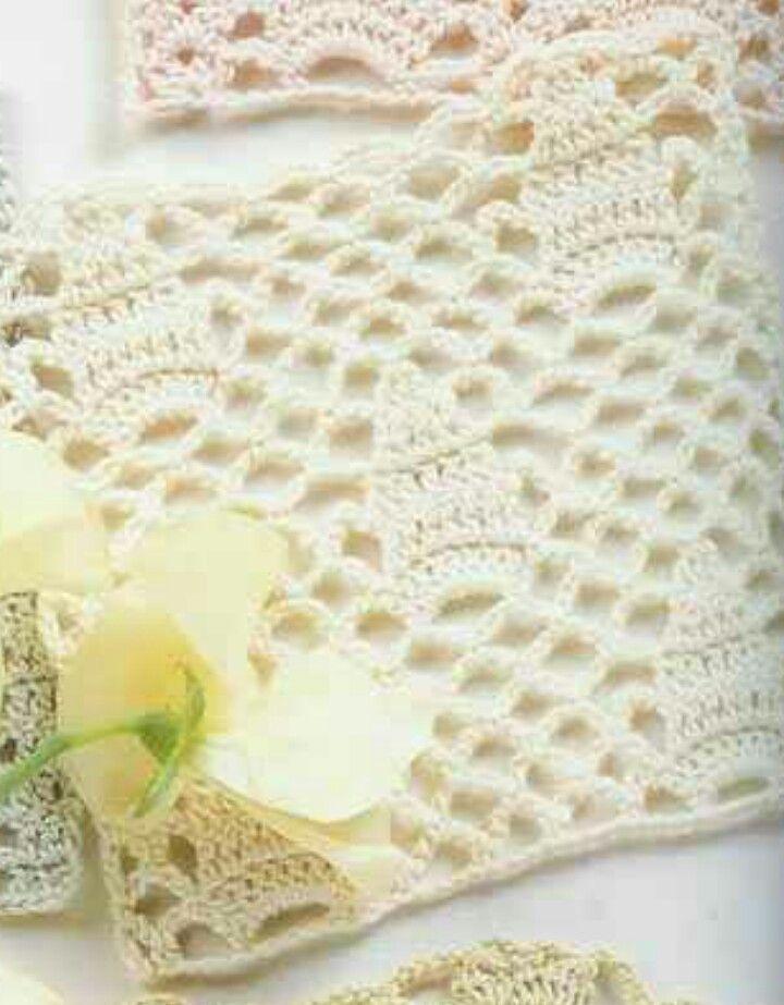 Picasa Web Albums. Crochet stitch pattern | Crochet stitches/stitch ...