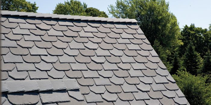 Ecostar Majestic Slate Tiles Roofing Options Rubber Roofing Slate Tile
