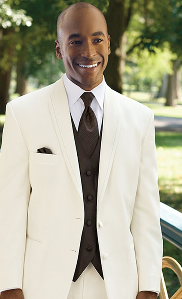 Ivory Wedding Tuxedos for Groom | ... tuxedo color by far, some ...