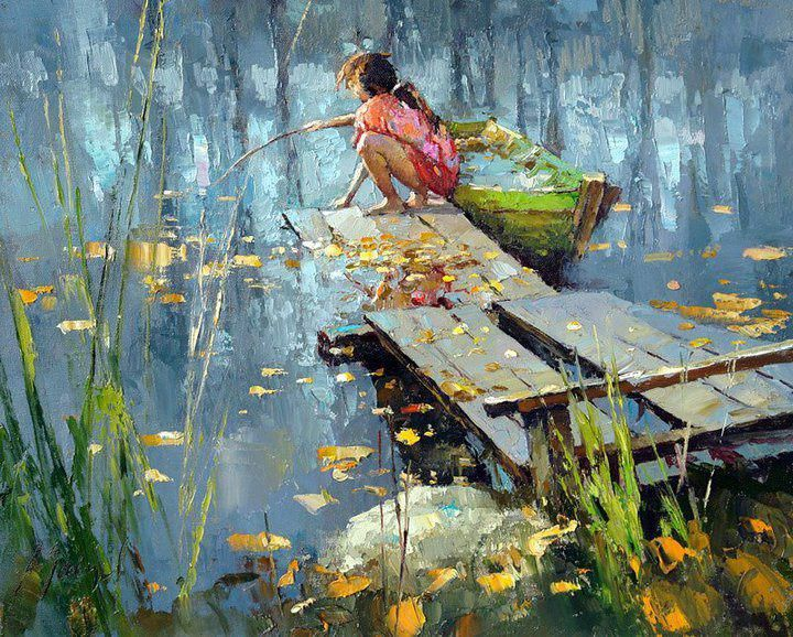 Indian Summer by Alexi Zaitsev