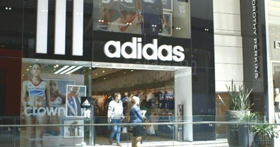 Adidas the First International Brand For Retail