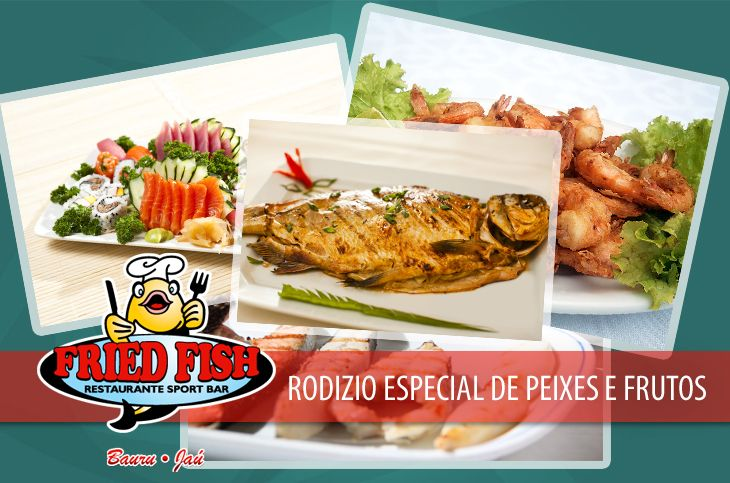 Quer Descontos em peixes e aperitivos?   Acesse e pegue o seu www.querdescontos.com.br