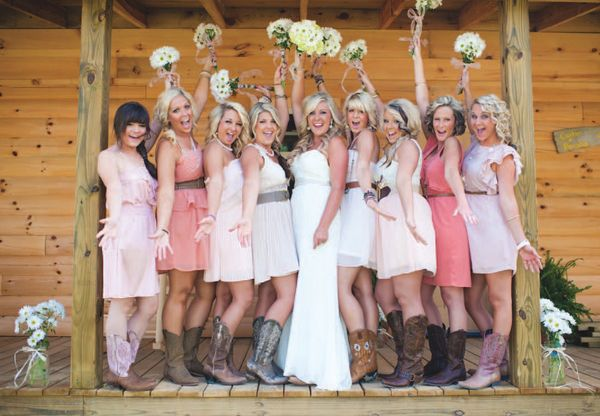 Country-Rustic Knoxville Wedding | Country wedding attire, Country ...