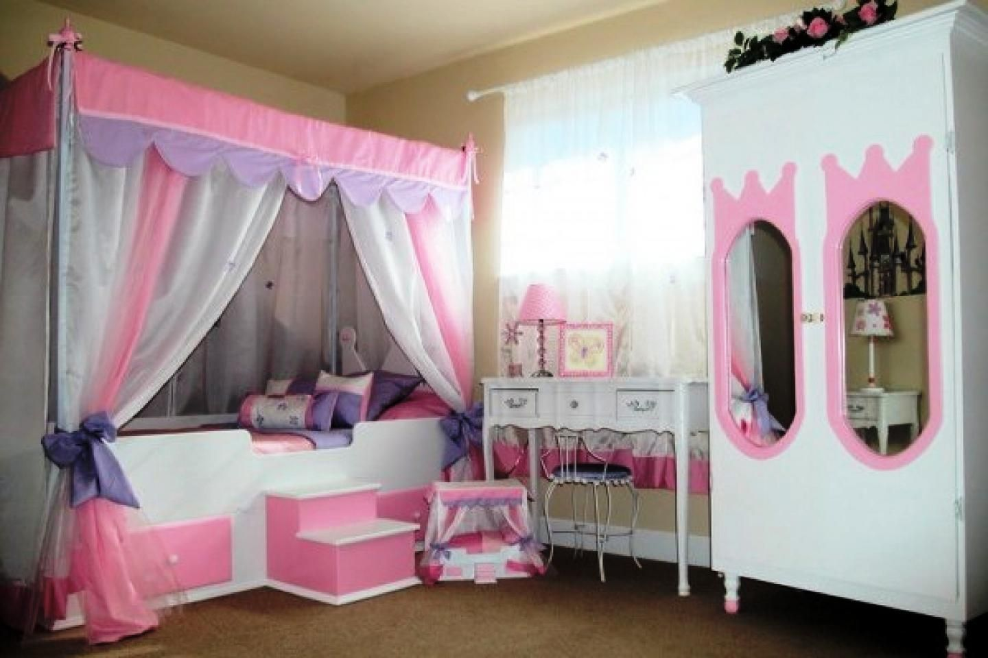 Girl bedroom design ideas and the right idea with simple little