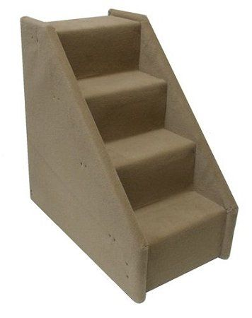 Bears Stairs Fourstep Mini Value Line Pet Stairs In Beige To View Further For This Item Visit The Image Link Note It I With Images Dog Steps Pet Stairs Stairs Colours