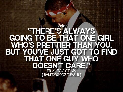 I Love Frank Ocean Quotes