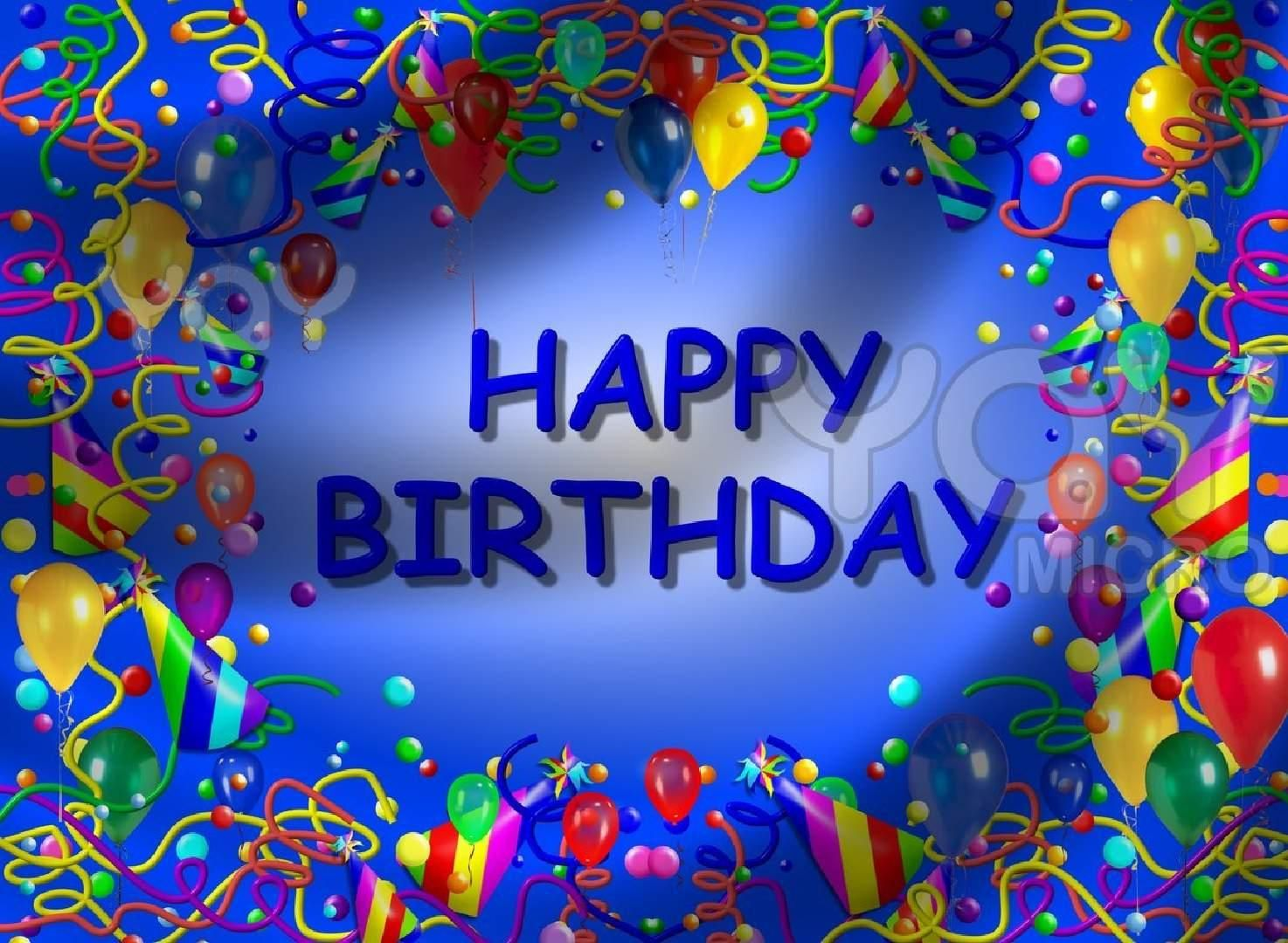free happy birthday hd image - Free Large Images | Misc ...