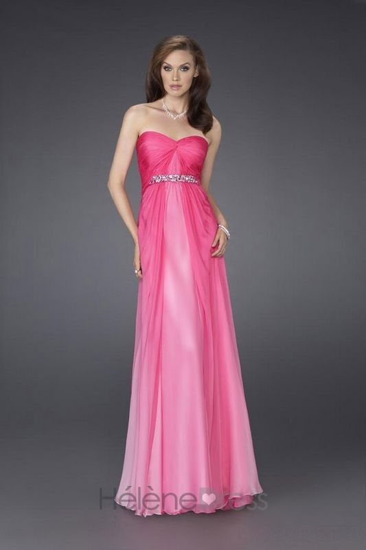 Sensational Sweetheart Floor-Length Brush Train A-Line Evening Dresses - Evening Dresses - Special Occasion Dresses