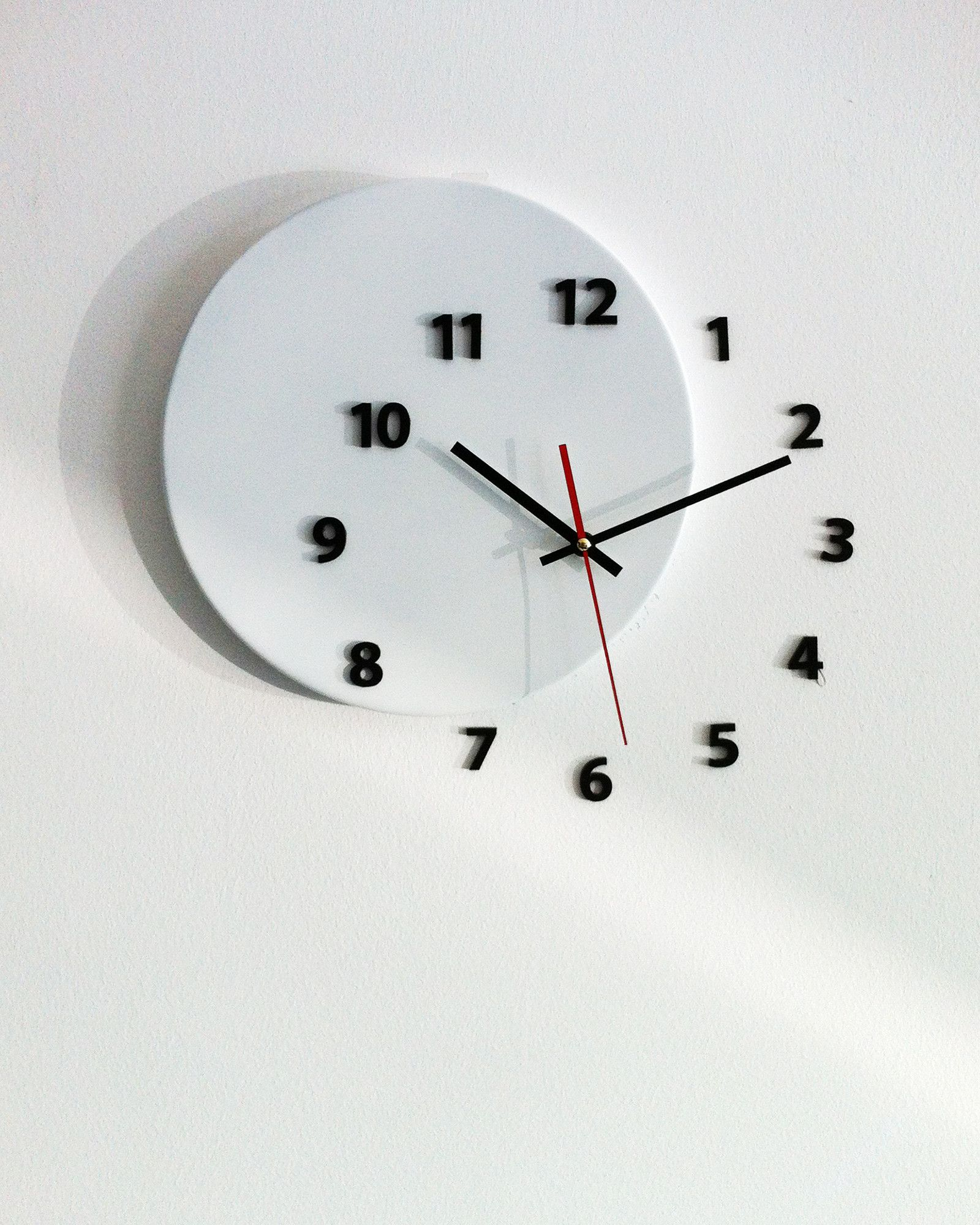 Wall Clock Out Of Time Clock Wall Decor Wall Clock Design Diy