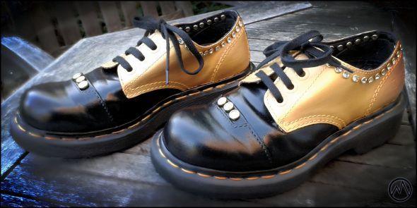 Dr Martens Personalizzate Seddys scarpe personalizzate