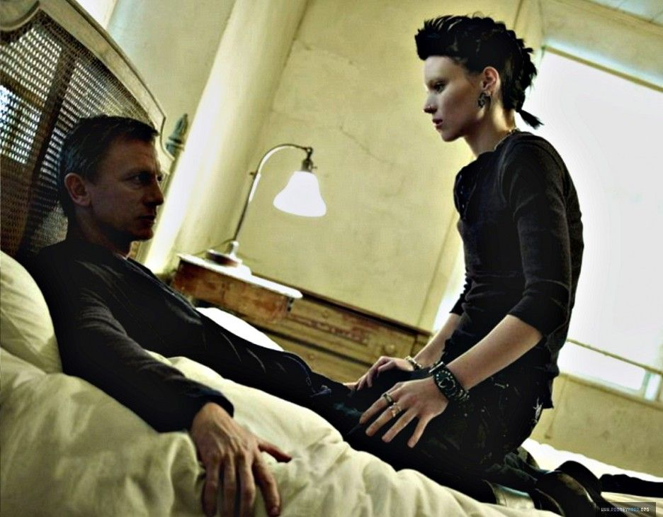 Sexual crimes in the girl with a dragon tattoo