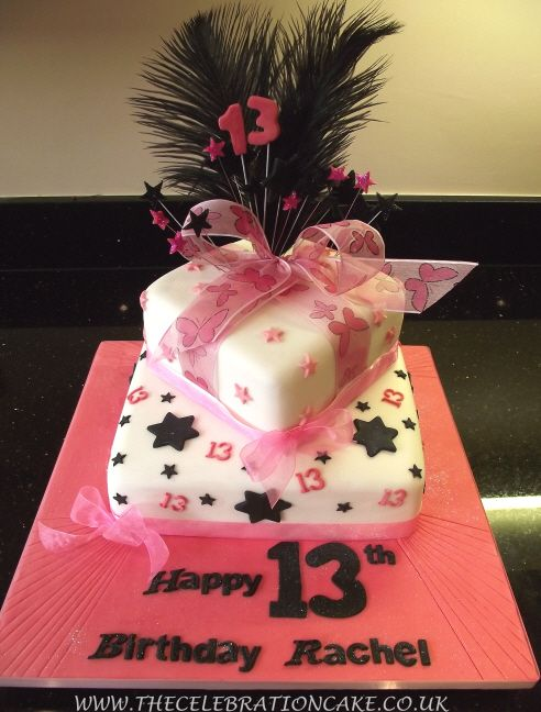 Cake Designs For A 13 Year Old Girl Birthday Cake From 70 00