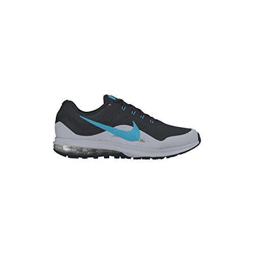 Nike 852430-004, Zapatillas de Trail Running para Hombre, Negro (Black/Blue Lagoon-Wolf Grey), 42 EU