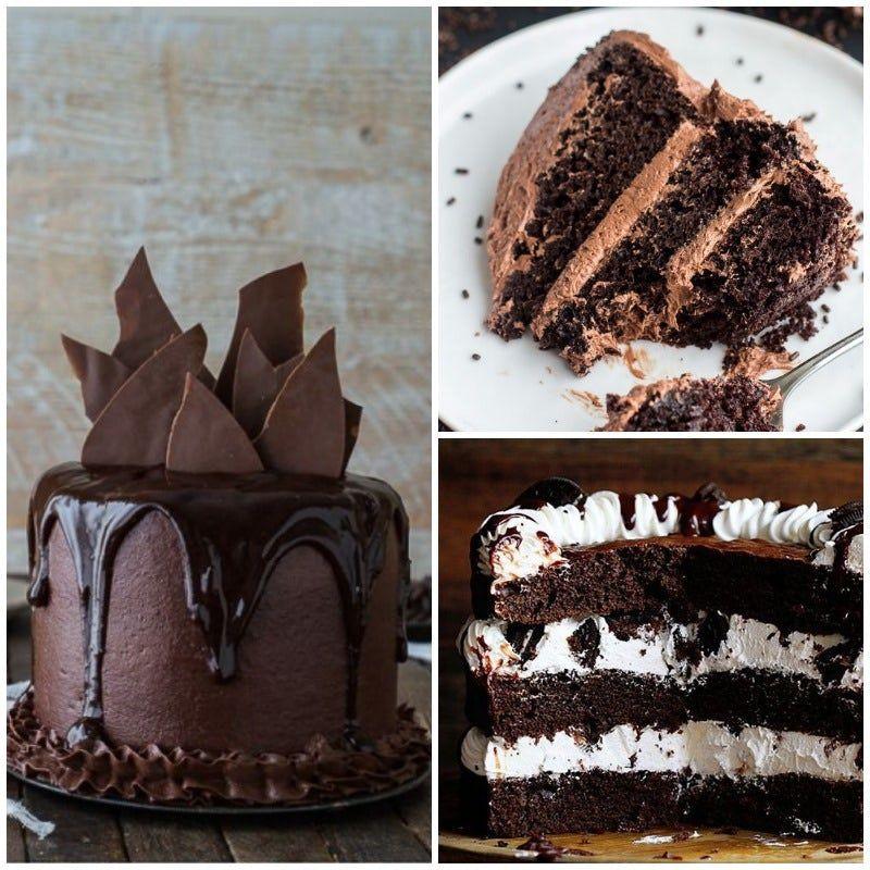 hershey's black magic cake glaze