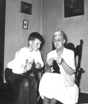 Granson Knitting.