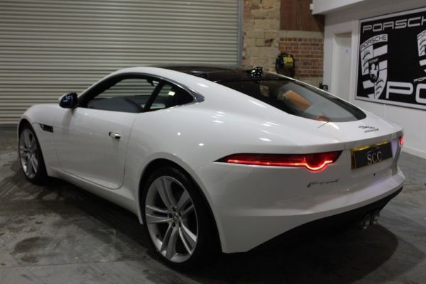 A Used Jaguar F Type Coupe Now You Can Buy For Under £40k