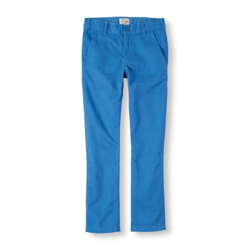 85ff59542a080 Image for Boys Skinny Chino Pants from The Children s Place