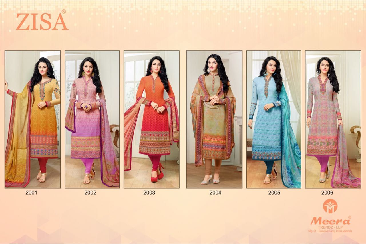 ZISA HARMONY WHOLESALE STRAIGHT SALWAR SUIT   Contect me for Order & More Details: Whatsapp :+91 7874482383 Email : bansi.textilebazar@gmail.com Email: textilebazar456@gmail.com