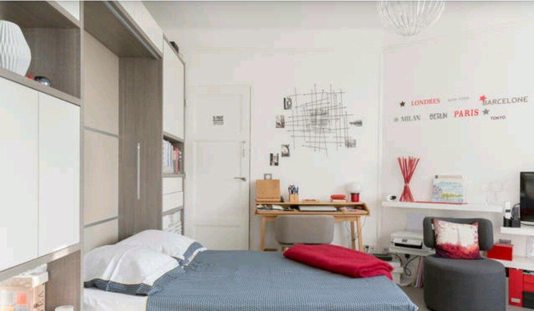 Airbnb Location Appartement Boulogne Déco Lit Dépliant Design
