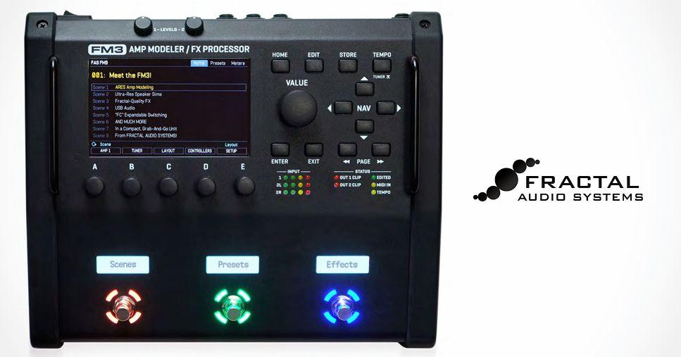 新しい Fractal Audio Axe Fx Ultra - アンジュリタヤマ