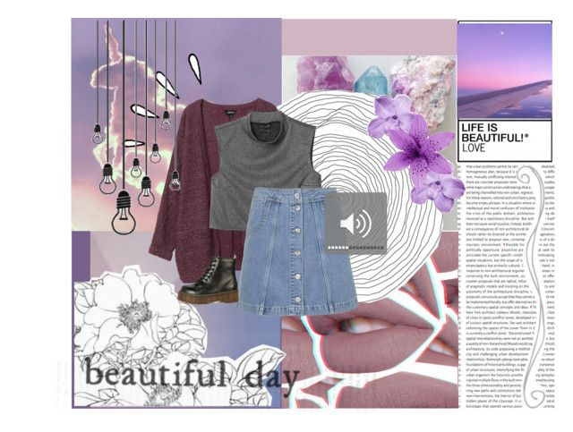 """it's a beautiful day"" by twilight-z0ne-creations ❤ liked on Polyvore featuring Lime Crime, Monki, Topshop, Old Navy and fashionfromthetwilightz0ne"