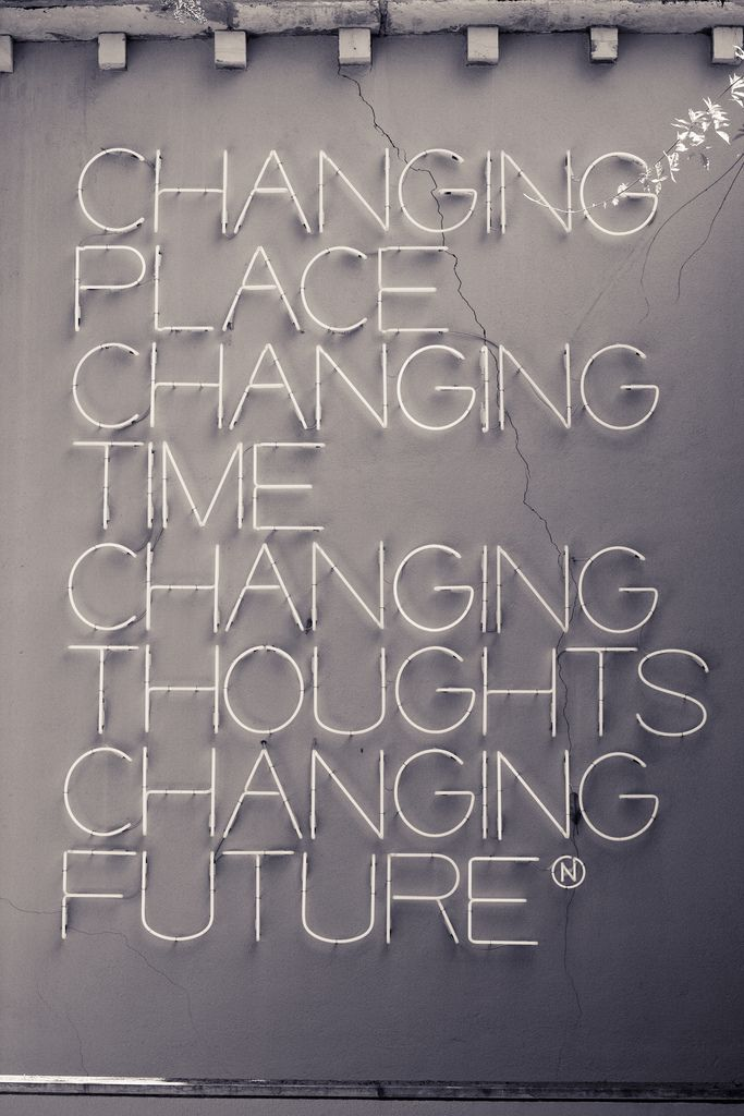 Changing Future by sweetbriar