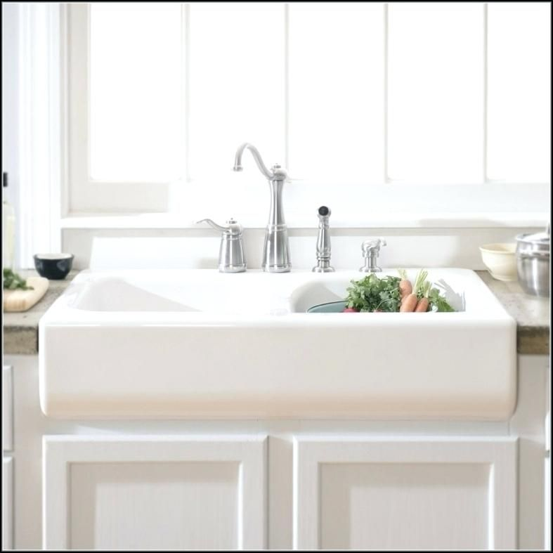 Kohler Top Mount Farmhouse Sink Designs And Ideas With Images