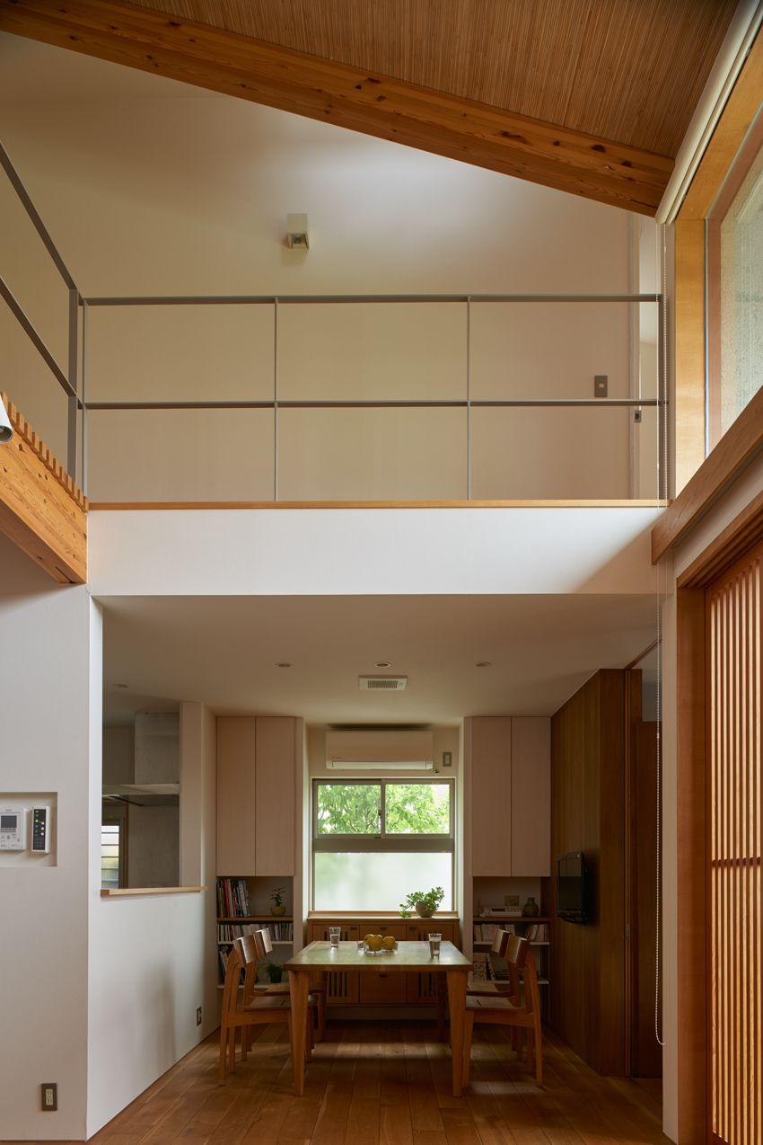 豊かな木の質感と陰影の家 大輪建設 滋賀県 大津市 滋賀 京都の
