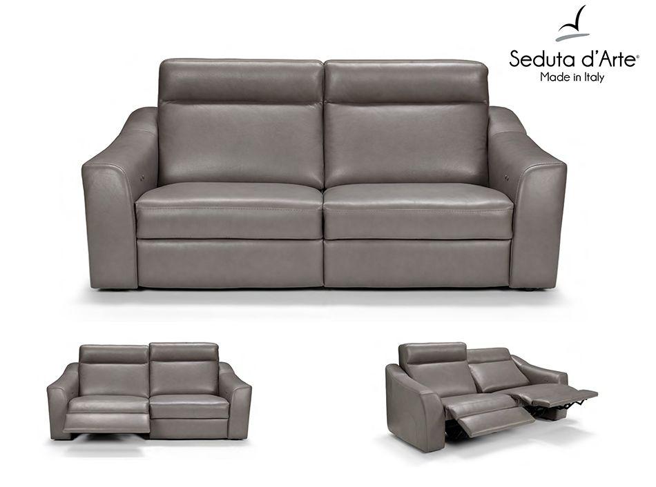 Pleasing Modern Recliner Sofa Kelly By Seduta Darte Italy Lamtechconsult Wood Chair Design Ideas Lamtechconsultcom