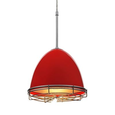 Bruck Lighting 11090 Classic Fluorescent Track Pendant For ECO/HALO System