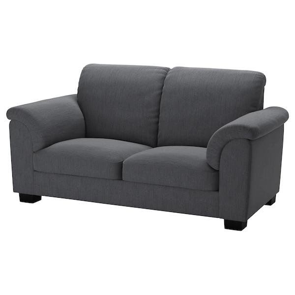 Tidafors Two Seat Sofa Hensta Grey Ikea Fabric Sofa Ikea Sofa Two Seater Couch