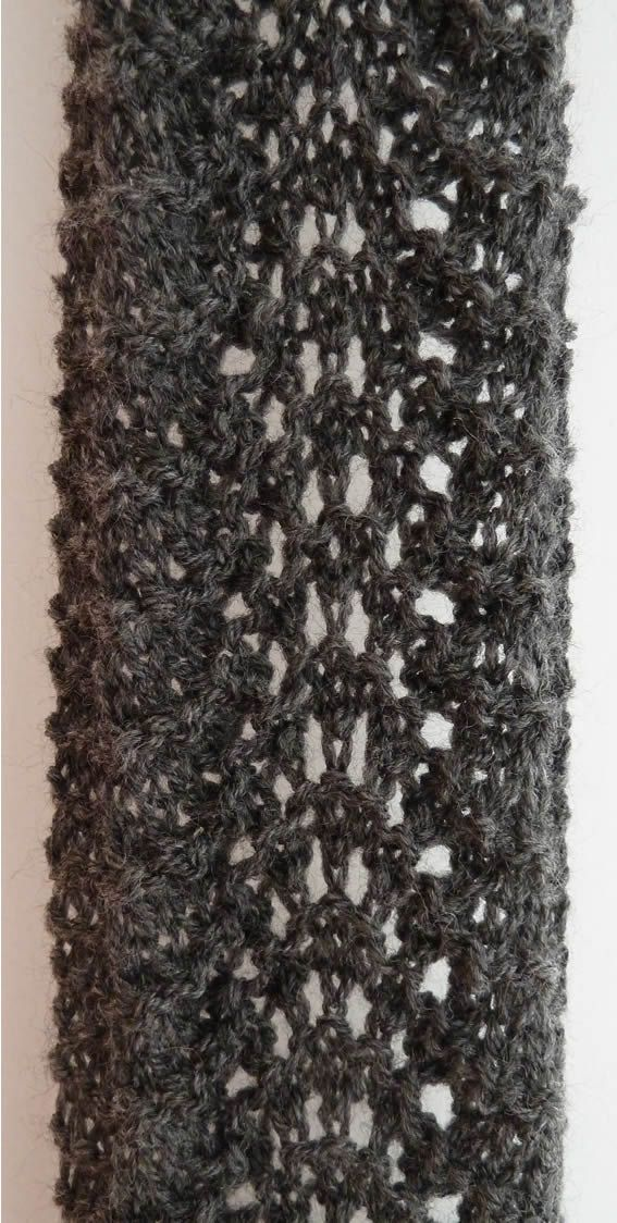 épinglé Sur Chale Echarpe Tricot Croche