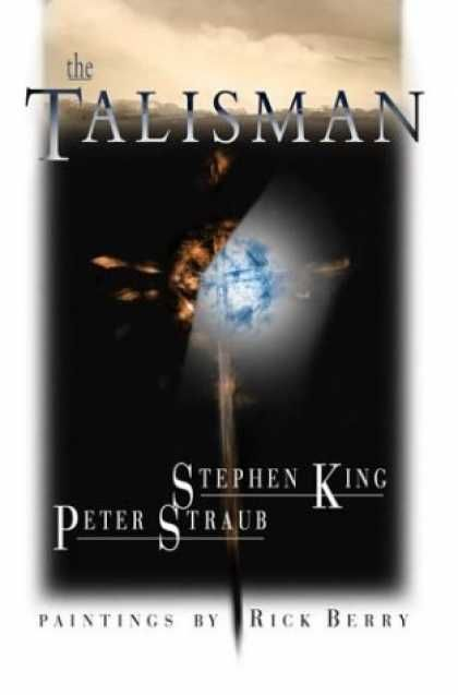 The Talisman by Stephen King and Peter Straub. GEEN HORROR! Maar een prachtige fantasy roman