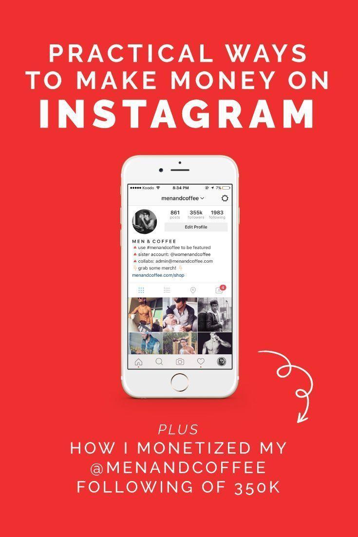 How to make money on Instagram: ways, effective methods and feedback 6