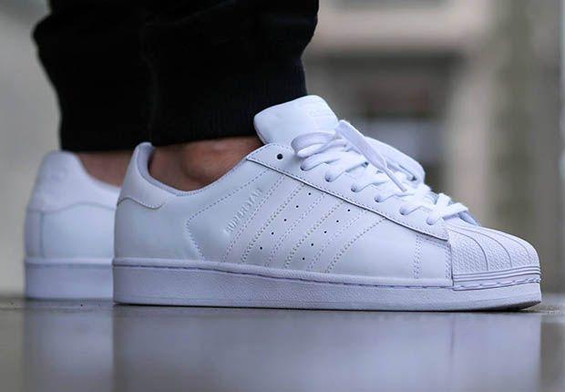 newest 04965 eac8f Tenis Blancos, Zapatillas Adidas Hombre, Tobilleras, Moda Masculina,  Deportes, Hombres,
