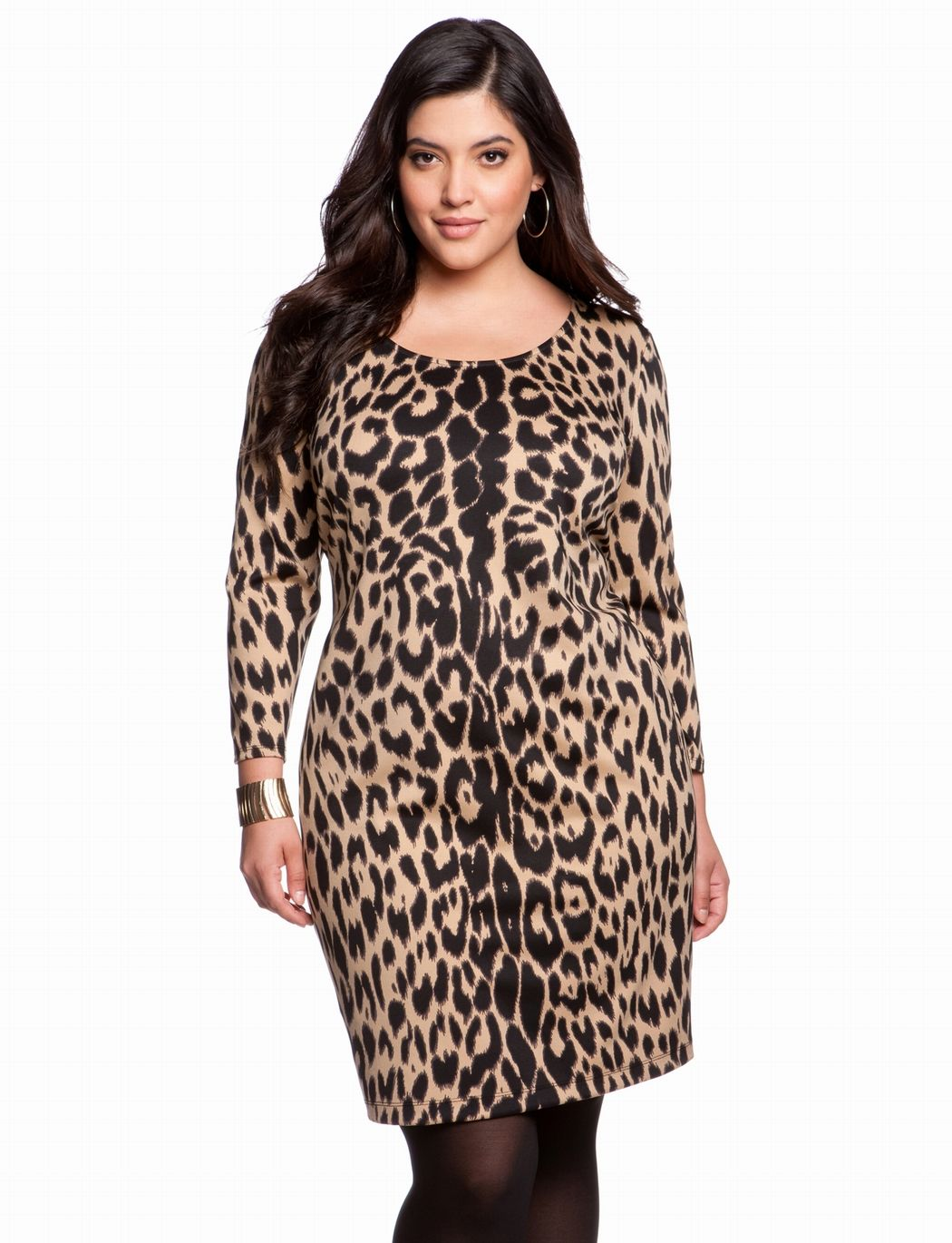 Leopard Print Dress My Style Pinterest Leopards Printing And