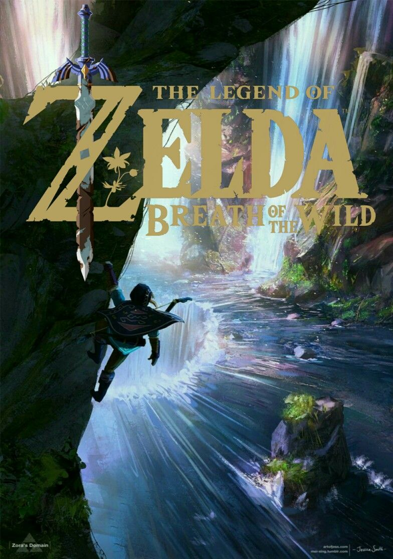 Zelda Breath Of The Wild Wallpaper Iphone Zelda Personajes