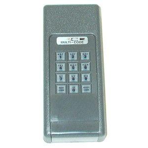 Multi Code Wireless Keyless Entry Keypad 4200 Coding Keyless