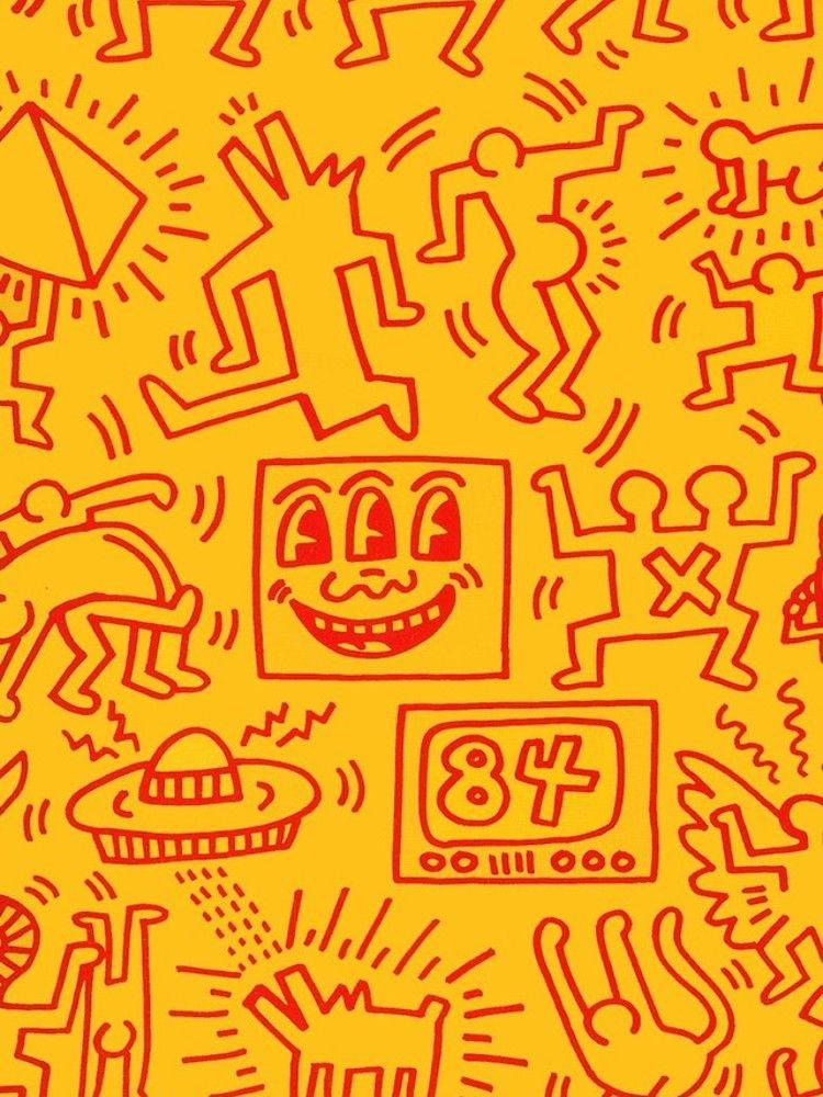 Design Keith Haring Haring Art Keith Haring Art
