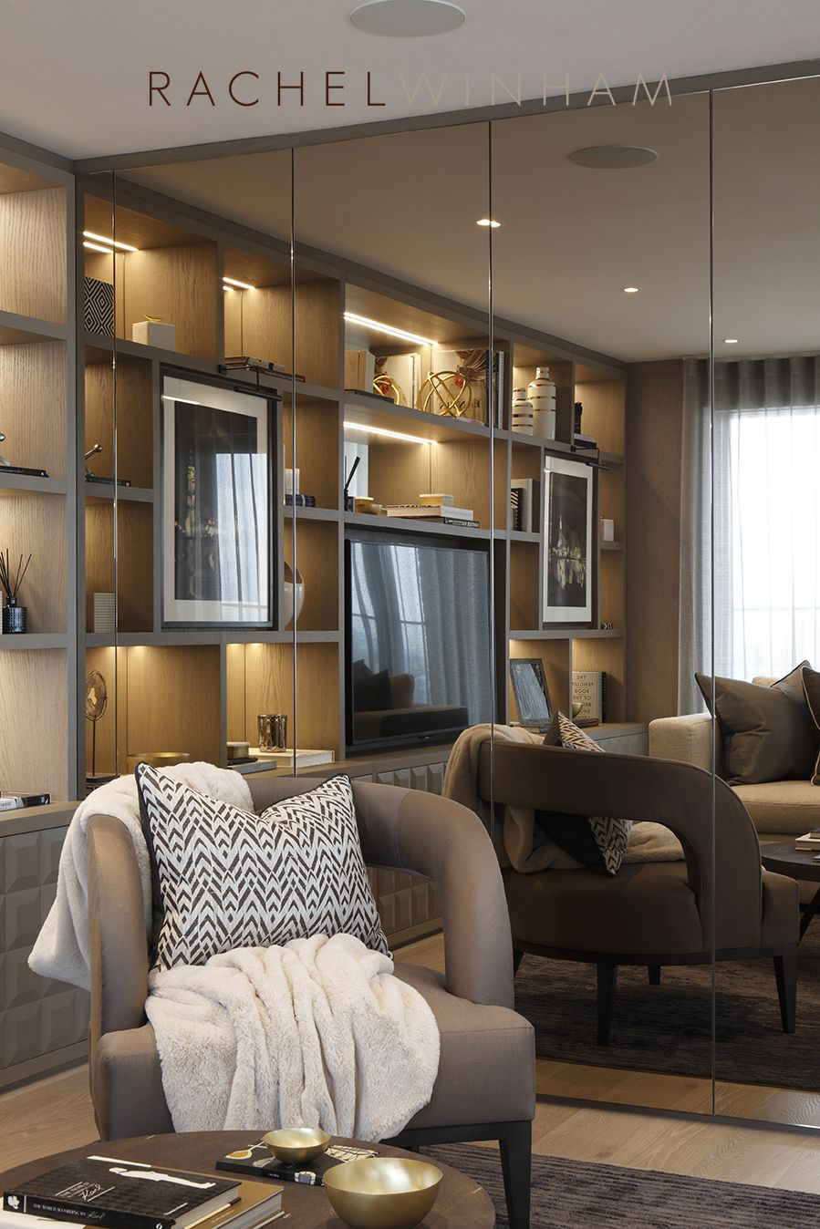 living room rachel winham interior design id for the home wohnen rh pinterest com